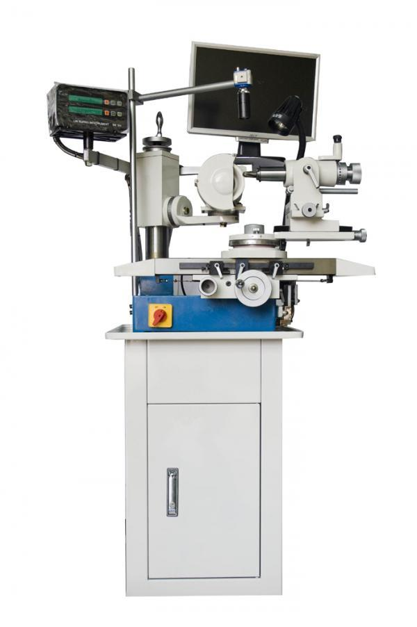 Universal Tool & Cutter Grinder with CCD & Linear Scale