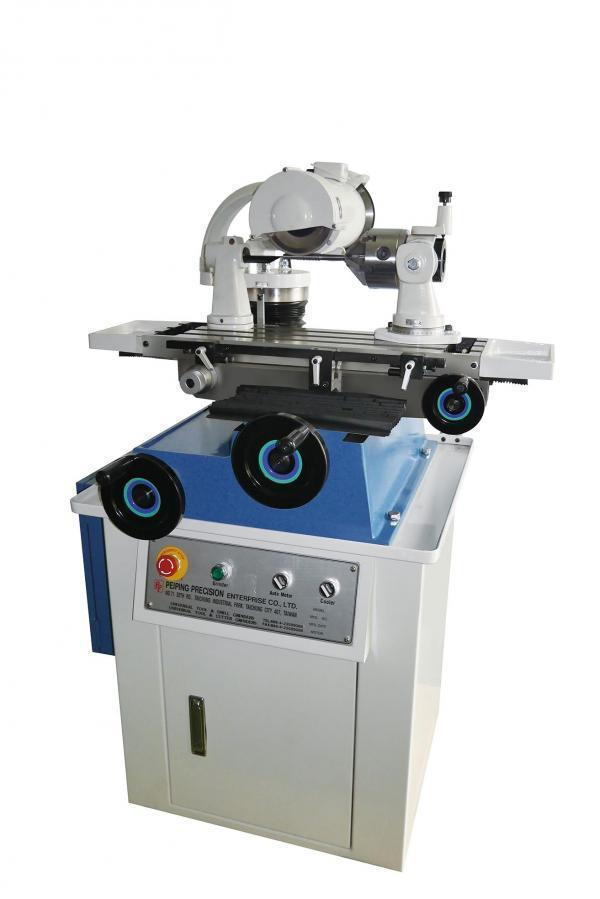 Tap Straight Flute Grinding Machine